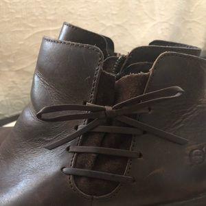 Born Dark Brown Boots